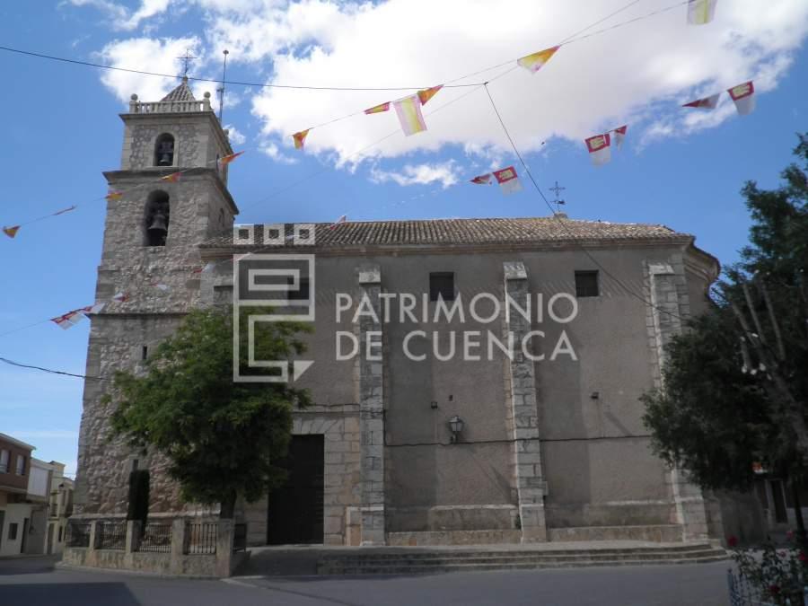 parroquia de santiago apostol pozorrubio