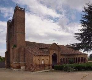 parroquia de santiago apostol pozuelos del rey