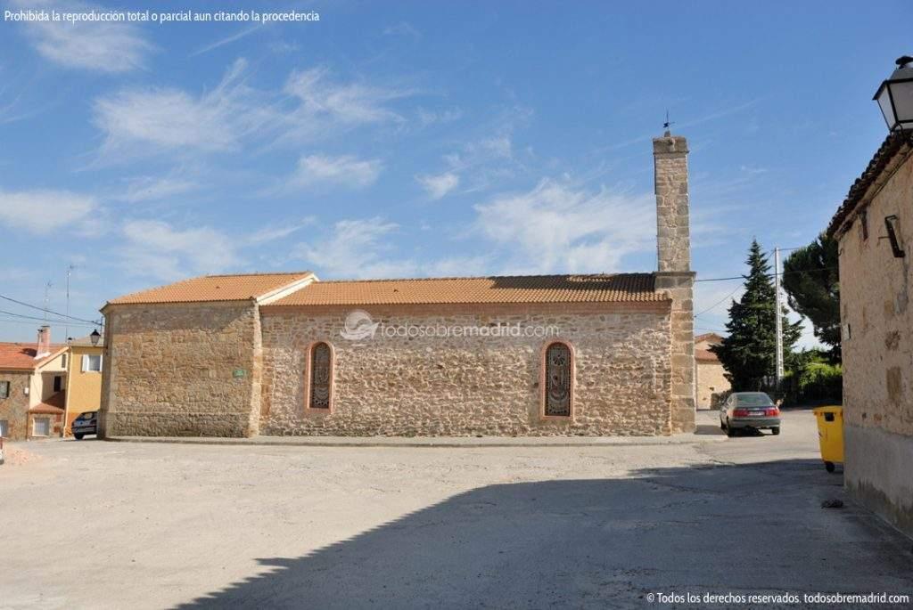 parroquia de santiago apostol puentes viejas