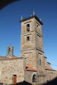 Parroquia de Santiago Apóstol (Rionegro del Puente)