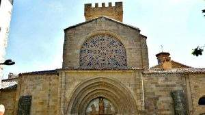 Parroquia de Santiago Apóstol (Sangüesa)