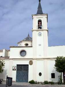 Parroquia de Santiago Apóstol (Santa Lucía) (Cartagena)