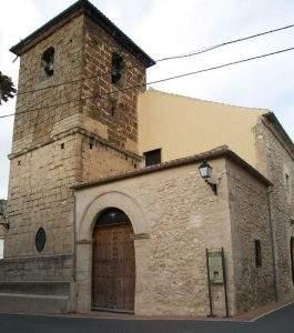 parroquia de santiago apostol santiago de la espada