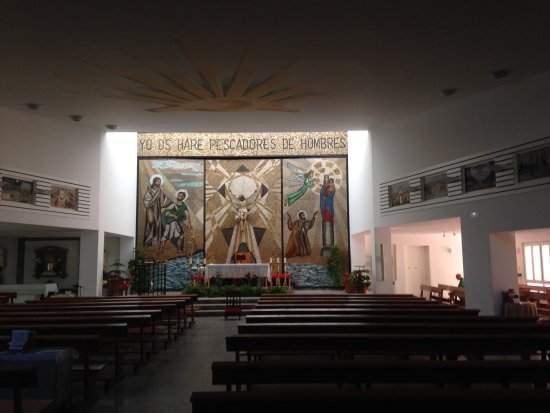 parroquia de santiago apostol santiago de la ribera