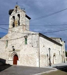 parroquia de santiago apostol santiago del arroyo