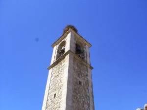 parroquia de santiago apostol santibanez de bejar