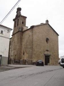 parroquia de santiago apostol santibanez el bajo