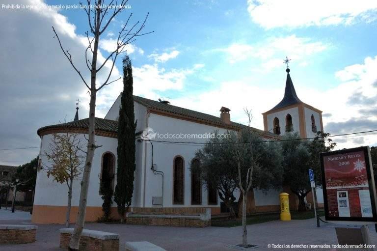 parroquia de santiago apostol sevilla la nueva