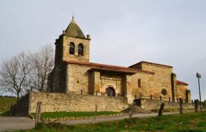 Parroquia de Santiago Apóstol (Suances)