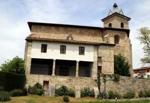 parroquia de santiago apostol trespuentes