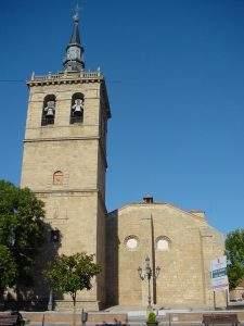 Parroquia de Santiago Apóstol (Villa del Prado)