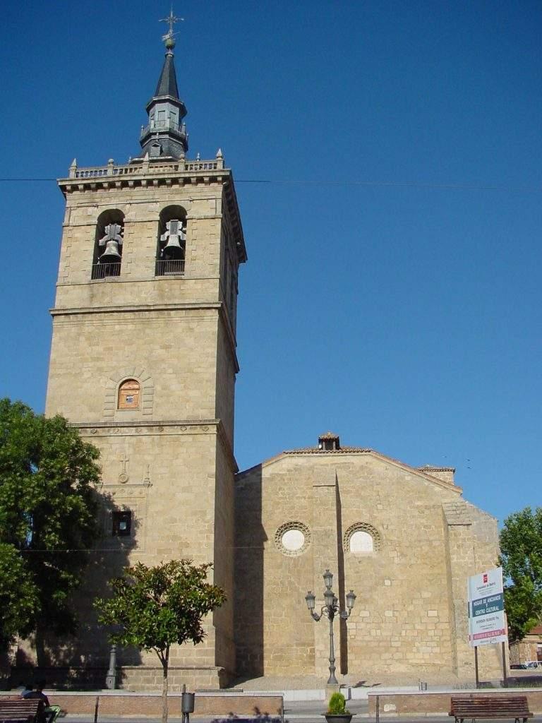 parroquia de santiago apostol villa del prado