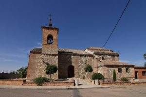 Parroquia de Santiago Apóstol (Villabuena del Puente)