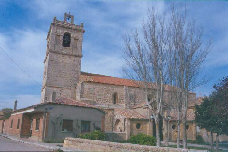 parroquia de santiago apostol villalba de los alcores