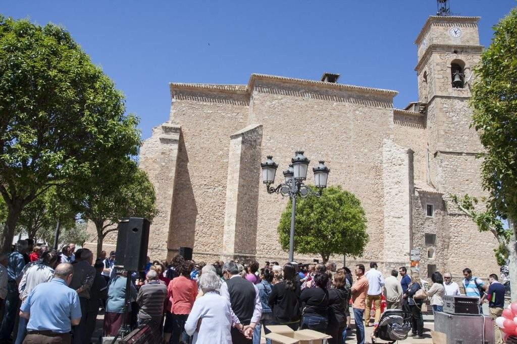 parroquia de santiago apostol villanueva de alcardete