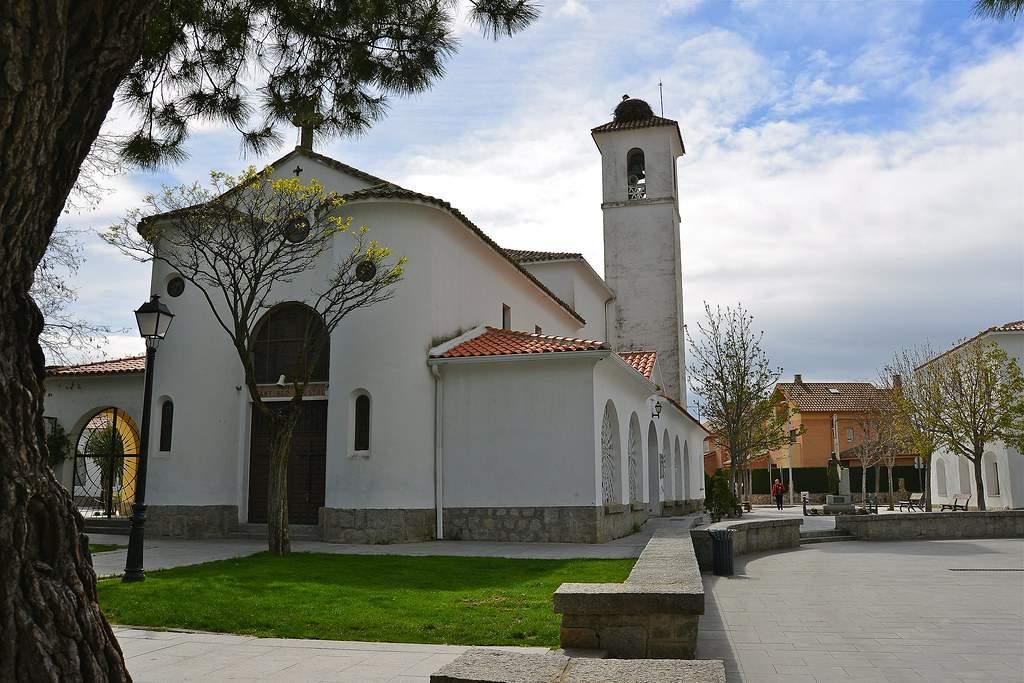 parroquia de santiago apostol villanueva de la canada