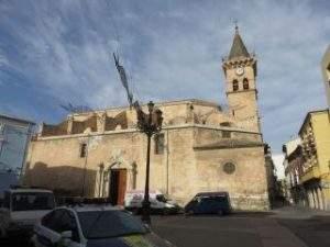 Parroquia de Santiago Apóstol (Villena)
