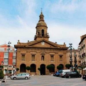 Parroquia de Santiago (Calahorra)