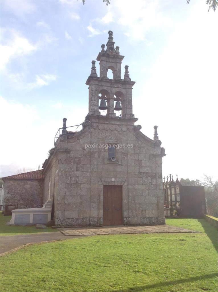 parroquia de santiago de adragonte paderne