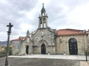 parroquia de santiago de arcade soutomaior