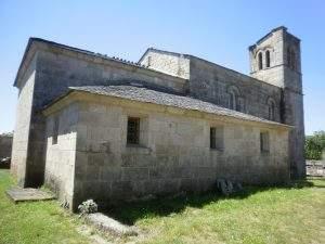 Parroquia de Santiago de Barbadelo (Sarria)