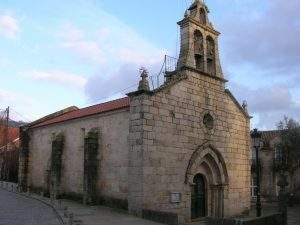 Parroquia de Santiago de Bembrive (Vigo)