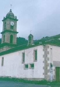 Parroquia de Santiago de Bravos (Ourol)