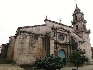 Parroquia de Santiago de Cangas e Islas Cíes (Ex-Colegiata) (Cangas do Morrazo)