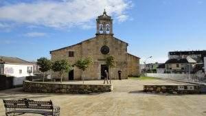 Parroquia de Santiago de El Burgo (Culleredo)