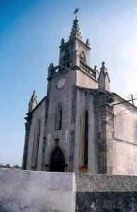 Parroquia de Santiago de Franza (Mugardos)