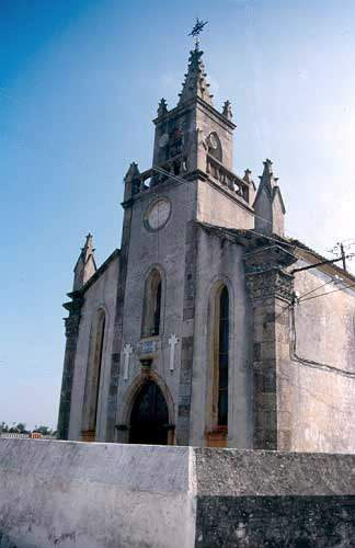 parroquia de santiago de franza mugardos