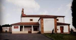 Parroquia de Santiago de La Manjoya (Oviedo)