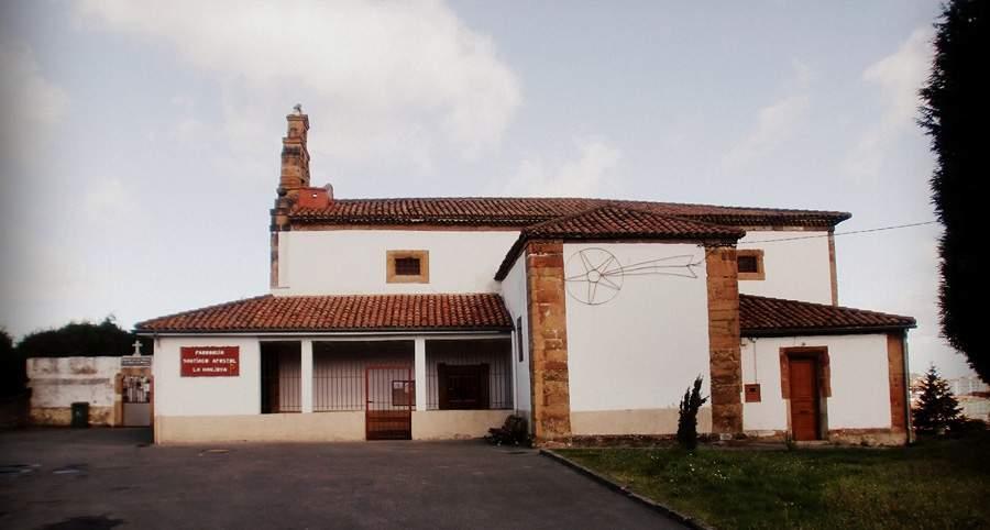 parroquia de santiago de la manjoya oviedo