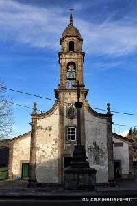 parroquia de santiago de somozas as somozas