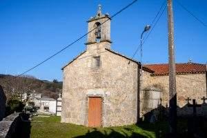 parroquia de santiago de xubial melide