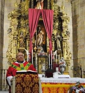 parroquia de santiago el mayor alcala de guadaira