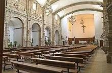 parroquia de santiago el mayor belalcazar
