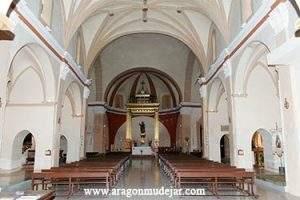 parroquia de santiago el mayor bujaraloz