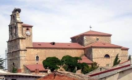 parroquia de santiago el mayor castrillo de la vega