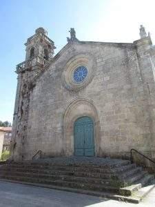 Parroquia de Santiago el Mayor de Villavieja (Redondela)