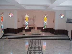 parroquia de santiago el mayor el morche