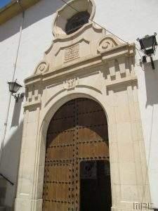 parroquia de santiago el mayor jimena