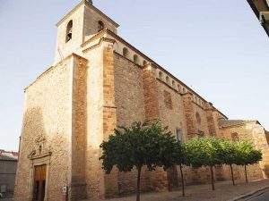 Parroquia de Santiago el Mayor (Membrilla)