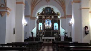 parroquia de santiago el mayor montejaque