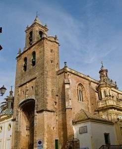 parroquia de santiago el mayor utrera