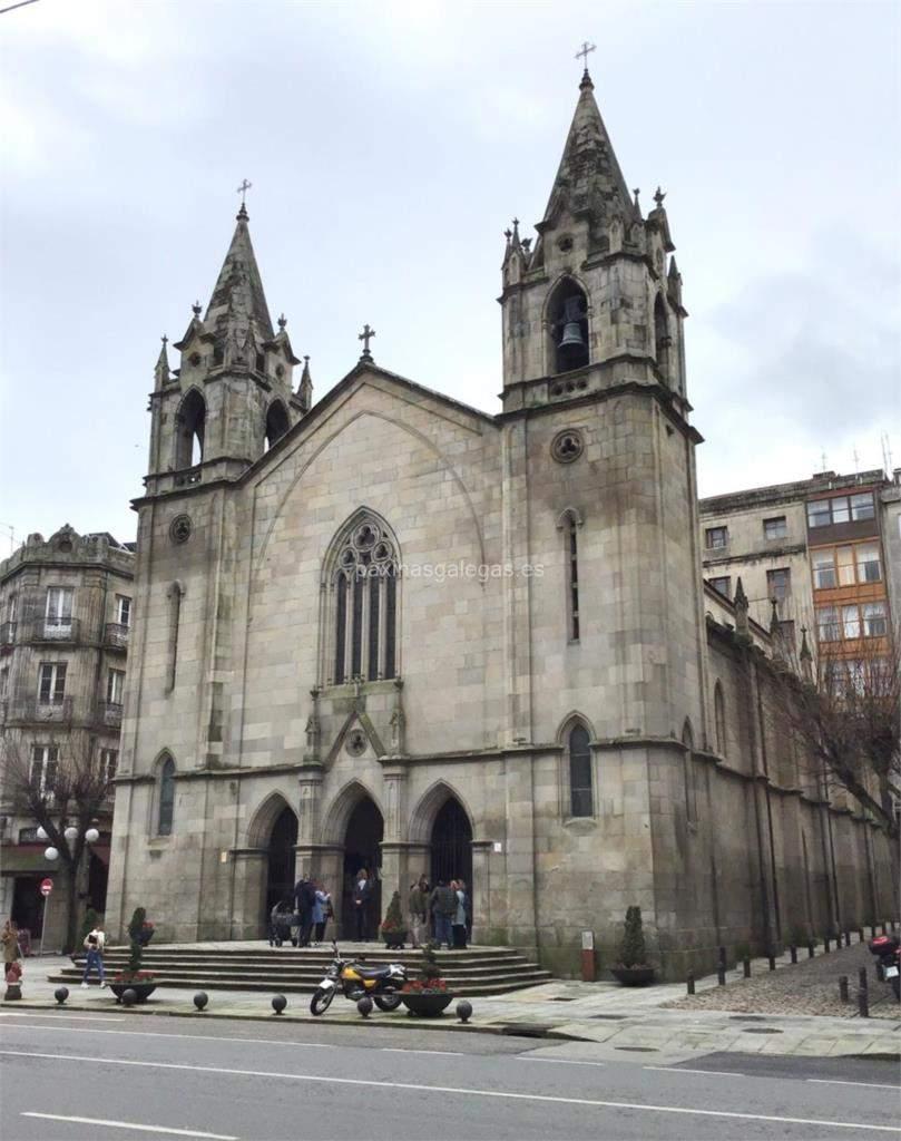 parroquia de santiago el mayor vigo
