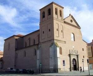 Parroquia de Santiago el Real (Medina del Campo)