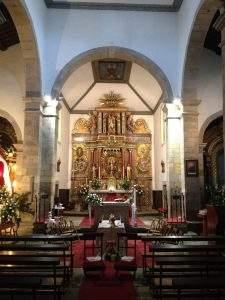 Parroquia de Santiago (Foz)