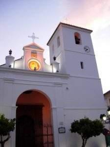 parroquia de santiago monda