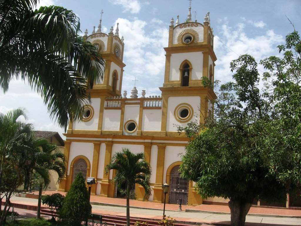 parroquia de santiago santander